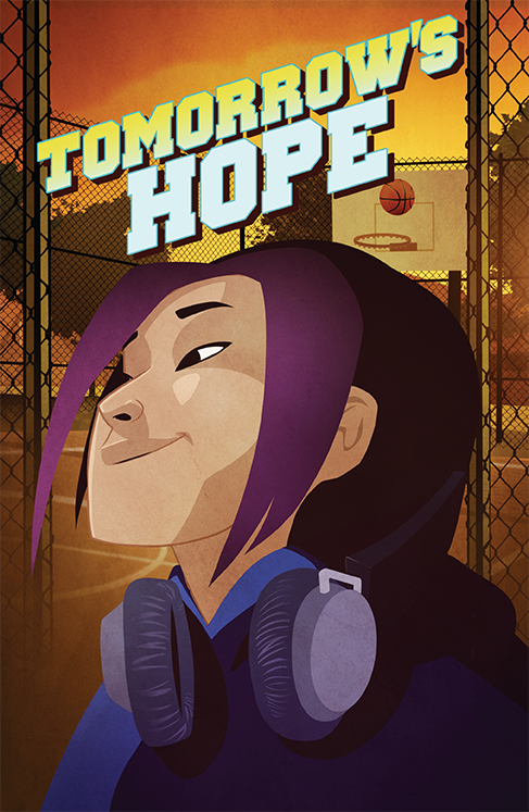 Tomorrow's Hope cover